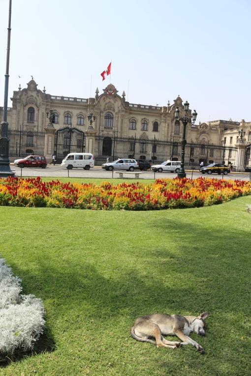 2014, Peru