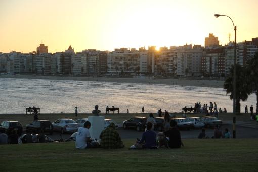 2015, Montevideo